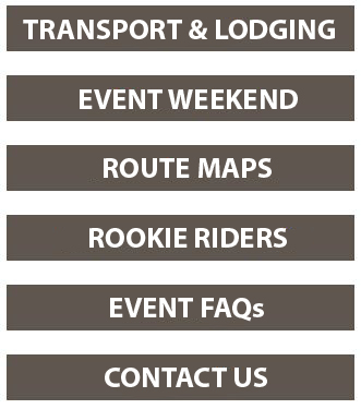 CAN Bike Event Details Menu Buttons