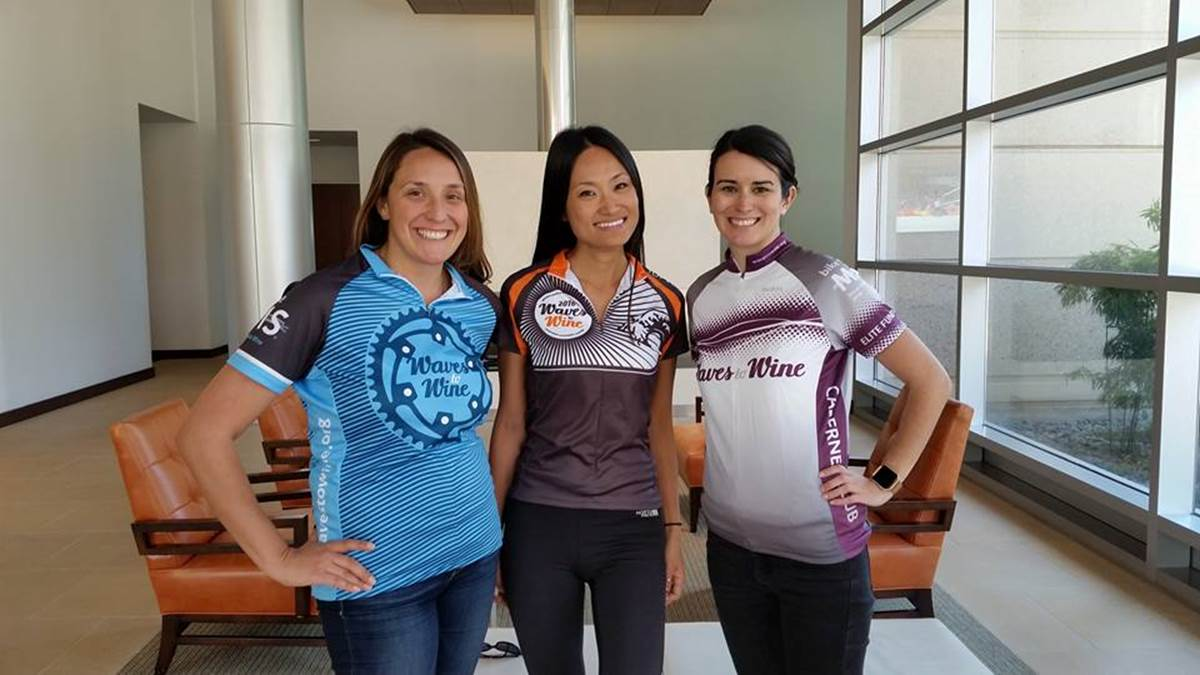 Bike MS: Waves to Wine 2016 Jerseys